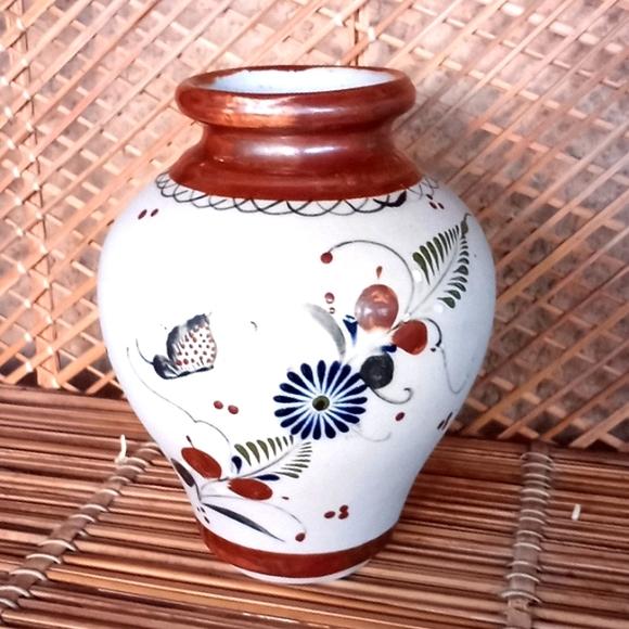 Vintage signed Tonala pottery